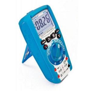 Digital multimeter with bluetooth 1000V IP67 3445, PeakTech