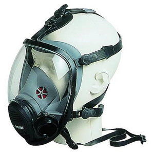Facemask for SCBA positive pressure Vision 3