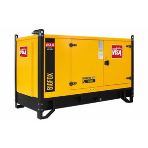 Elektrigeneraator VISA 40 kVA P41FOX, Visa
