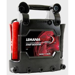 Automobilių užvedėjas Professional P5 12V 22Ah 2500A(P), Lemania
