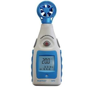 Anemometer, Peaktech