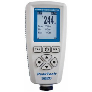 Coating Thickness Meter, PeakTech
