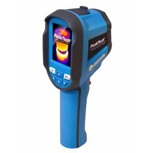 IR-Thermal Imaging Camera with 220 x 160 px -20°C ... 300°C, PeakTech