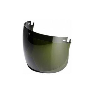 Visiir, polükarbonaat, roheline tumedus DIN 5 AS + AF 5E11, 3M