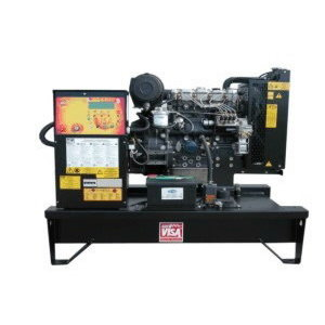 Elektrigeneraator  9 kVA P9B (ATS), Visa