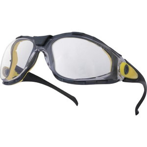 Aizsargbrilles, caurspīdīgas, polikarbonāta, PACAYA, Delta Plus