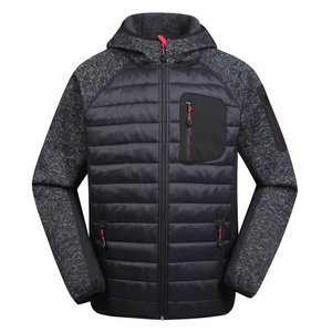 Thermal jacket Pacific, black/grey, Pesso