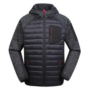 Thermal jacket Pacific, black/grey, Pesso