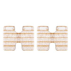 Šluosčių rinkinys skirtingų tipų grindims, 2 vnt, FAV 50., POLTI Spa