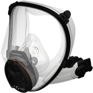 CleanSpace full face mask EN 12942. 305190, Paftec