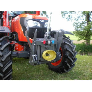 Front hitch 3300 and PTO 1000 p/min for M8560/M9960, Kubota