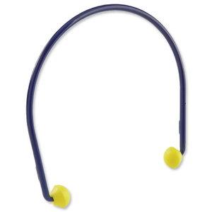 Kõrvatropid peavõruga EAR Earcaps, 3M