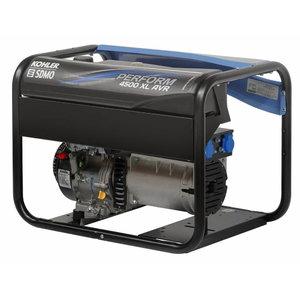Generatorius vienfazis PERFORM 4500 XL AVR C5
