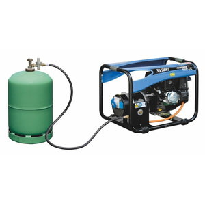 Strāvas ģenerators PERFORM 6500 GAZ, SDMO