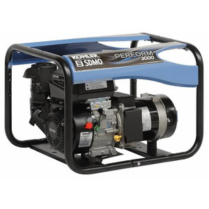 Elektrigeneraator Perform 3000, SDMO