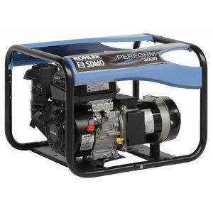 Generatorius vienfazis PERFORM 3000, SDMO