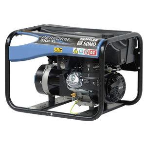 Generatorius vienfazis PERFORM 3000 XL, SDMO