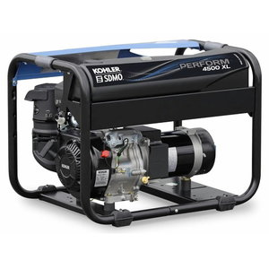 Generatorius vienfazis PERFORM 4500 XL, SDMO