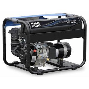 Generatorius vienfazis PERFORM 4500 XL C5, SDMO