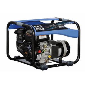 Generatorius vienfazis PERFORM 6500 C5, SDMO