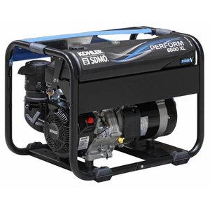 Generatorius vienfazis PERFORM 6500 XL C5