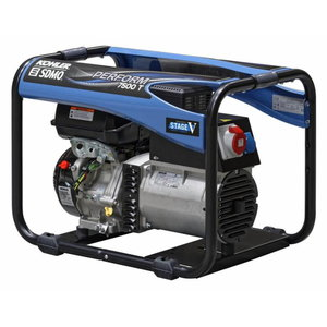 Strāvas ģenerators Perform 7500 T C5