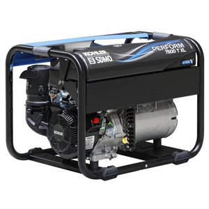 Generator Perform 7500 T XL C5, SDMO