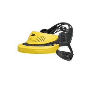 3M G500GU headband yellow, 3M