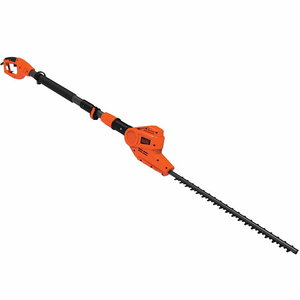 Corded pole hedge trimmer PH5551 / 550 W / 51 cm, Black+Decker