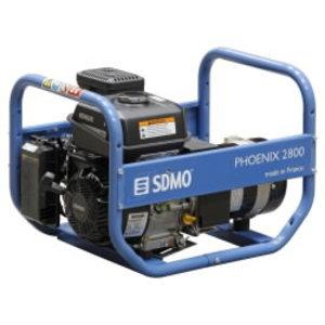 Strāvas ģenerators Phoenix 2800, SDMO