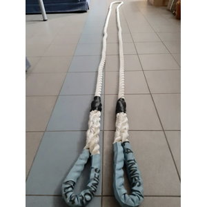 Buksēšanas virve 17T/10m, 3 Lift