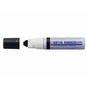 Marķieris METAL MARKER melns 10mm, Sakura