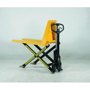 Šķērveida pacēlājs  PL1000, 1000kg, pacel.augst. 800mm, Intra