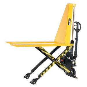 Electric scissor lift truck  PL1000, cap.1000kg, Intra