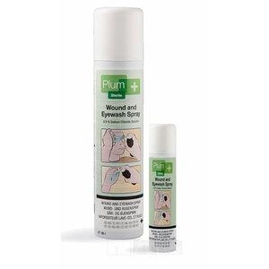 Haava- ja silmaloputusspray, 250 ml PLUM