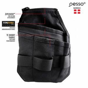 Ripptaskud  pükstele, ID-kaardi taskuga, vasakule poole, Pesso