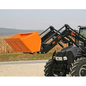 Krautuvas priekinis Hauer POM-R 70, Franz Hauer GmbH & CoKG