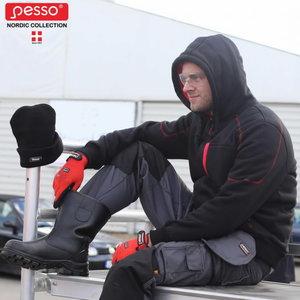 Džemperis Portland juoda L, Pesso