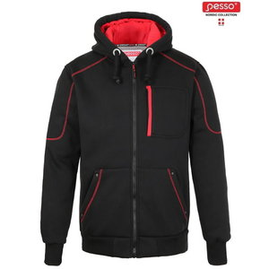 Sweatshirt Portland black M, Pesso