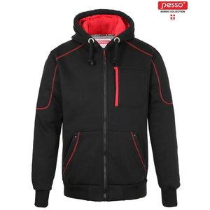Sweatshirt Portland black XL, Pesso