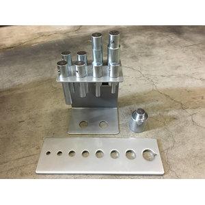 Hüdropressi adapterite komplekt Ty20021/Ty30021/Ty50021