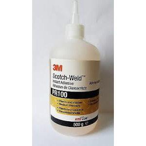 3M Scotch-Weld PR100 cyanoakrilato klijai 500g, 3M