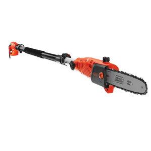 Corded pole pruner PS7525 / 800 W / 25cm, Black+Decker