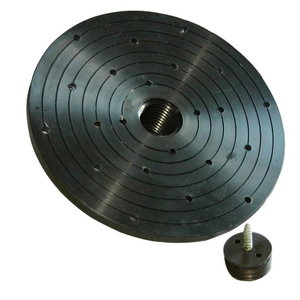 Faceplate with scew chuck 120mm, M33, Holzmann