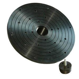 Faceplate with scew chuck 90mm, M33, Holzmann