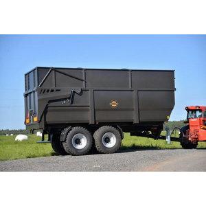 Dump Trailer Palmse Trailer PT1725K-SB, PALMSE