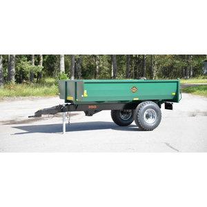 Dump Trailer Palmse PT350D, PALMSE
