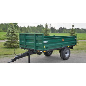 Dump trailer Palmse Trailer PT350P, PALMSE