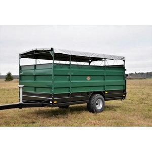 Livestock trailer Palmse PT4430, PALMSE