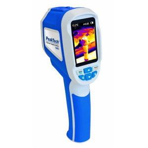 Termokaamera IR-termokaamera SD-pesaga, 220 x 160 px, PeakTech